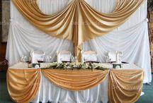 turquious wedding motif