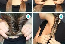 Dlouhe vlasy upravit