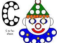 Circus Early Learning Printables and Ideas