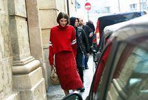 Street Style / Women and Men's Street Style / by BlackBook Media