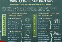 Gramática/ortografía/ español