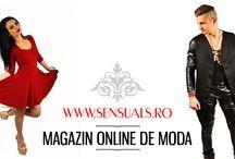 Personal websites / Unique fashion. Perfect details