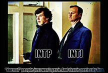 INTP / by The Platypus Directive