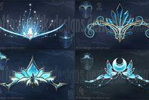 swords/crowns/headstuff