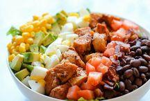 Healthy food / by Courtney Jones-Mahoney