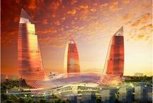 Fairmont Flame Towers Baku