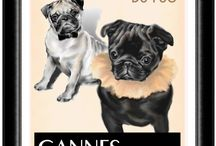 Pugs / This is an exclusive club... / by Becky Nordhagen