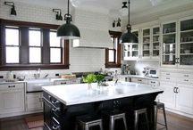 Make a home (the kitchen)!