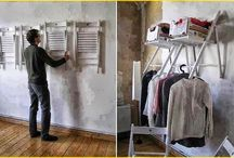 organizing clothes / by Laurie Romero