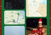 The Adventures of Glitter 2013 / The things our Elf Glitter has done