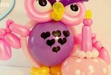 Balonowe cuda