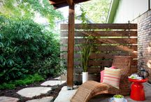 Patio/Small Backyard Ideas