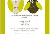 RS invites