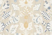 Fabrics / Textiles / Wallpaper / Paint