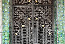 Wrought iron / Iron