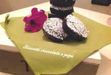 biscotti e pasticcini