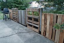 Outdoors-Pallets
