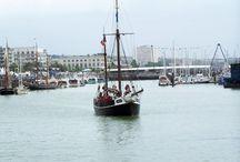 Boulogne sur mer / La ville de Boulogne sur mer