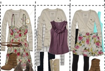 Outfits I want / by Deb Rutto