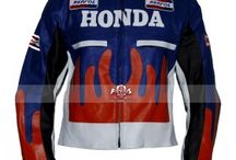 Leather Biker Jackets / Leather Biker Jackets For All Bike and Racing Lovers!