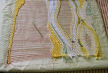 Fabric- warp knits & printed warps