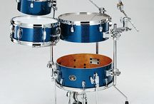 Cocktail-Compact-Travel Drum kits
