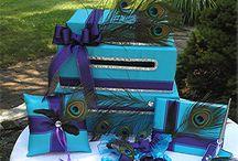Peacock Wedding Theme / Peacocks, Wedding Ideas, Cake Ideas, Peacockwedding, Wedding Cakes, Peacock Cake, Party Ideas, Peacock Wedding Cake