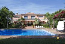 ID #3487: Golden Mille Вилла в Марбелье / Вилла расположена в 700 метрах от моря на Золотой Миле в Марбелье
