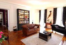A VENDRE PARIS 8ème très joli appartement familial en étage élevé