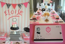Birthday Party Ideas / by Esther Murphy