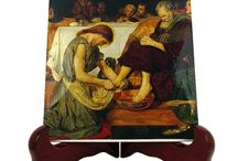 Devotional Gift Ideas - Wonderful Gifts for your Catholic Life / Devotional Gift Ideas - Catholic gifts - Religious gifts  Posters, Art Prints, T shirts, Bags, Tile art, Murals, Jewelry, Stationery, Pillows, Ceramic Mugs and more...  Visit our Etsy Stores: https://www.etsy.com/shop/TerryTiles2014 https://www.etsy.com/shop/TerryTiles2018