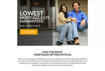 mortgage ppv landing page