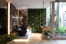 Salas de Banho e Spas