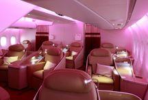 First Class Air Travel / First Class Air Travel