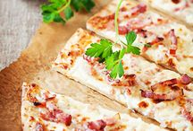 Food - Pizza & focacce
