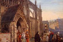La Arquitectura en el Arte / La presencia y el tema de la Arquitectura en el Arte