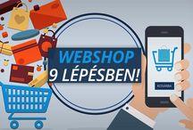 Webáruház készítés / Webáruház, #webshop#készítési tanácsok, tippek ötletek.