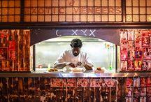 Restauranger & barer östra London 2016