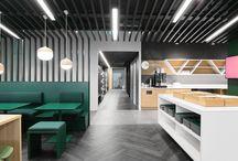 Elisa Oyj - Head Office Restaurant Area