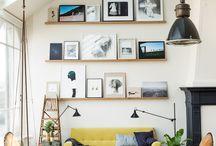 DaceHuis - Gallery Wall