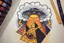 Ufo / Tattoo