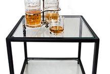 Andrew McQueen Furniture / Handmade metal furniture by Andrew McQueen