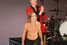 Iggy Pop and Josh Homme (Post Pop Depression) 4/15/16
