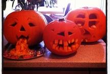 Halloween;) / by Kim Toms
