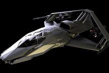 .: Spacecrafts :.