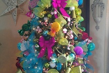 CHRISTMAS TREE DECOR / by MJ Murray