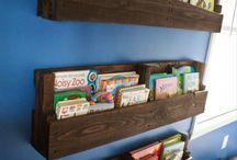 Playroom Ideas / by Karen Carreiro