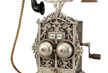 Telefónos Antiguos