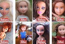 Make over dolls