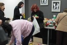Conciertos solidarios / Conciertos celebrados el día 18/05/2013 para la recogida de alimentos para la ONG Compartim de Terrassa (Barcelona)